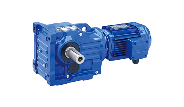 JCTK Series Helical-Bevel Gearmotors