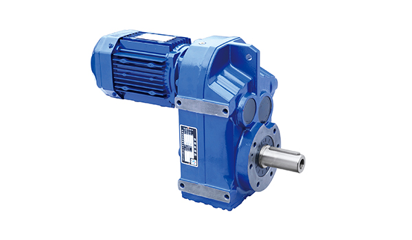 JCTF Series Parallel Shaft-Helical Gearmotors