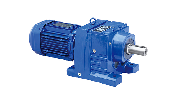 JCTR  Series Helical Gearmotors