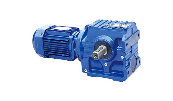 JCTS Series Helical-Worm Gearmotors